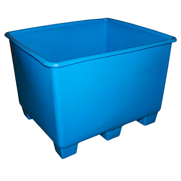 BT-18 - BT Series Eighteen Cubic Foot Bulk Tub - 64 x 46 x 17