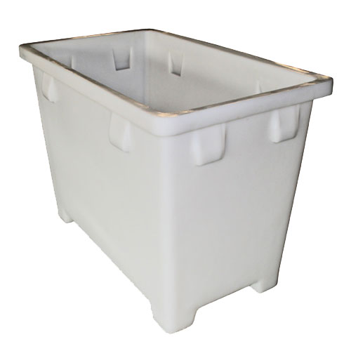 BT-27 - BT Series Twenty-Seven Cubic Foot Bulk Tub - 56 x 34 x 39