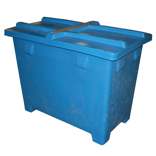 BT-27L - BT Series Lid for Twenty-Seven Cubic Foot Bulk Tub - 57.5 x 35.5 x 4