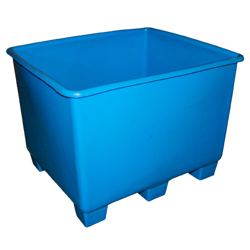 BT-28 - BT Series Twenty-Eight Cubic Foot Bulk Tub - 46.5 x 41 x 35