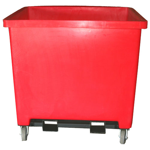 BT-40 - BT Series Forty Cubic Foot Bulk Tub - 53 x 41 x 38