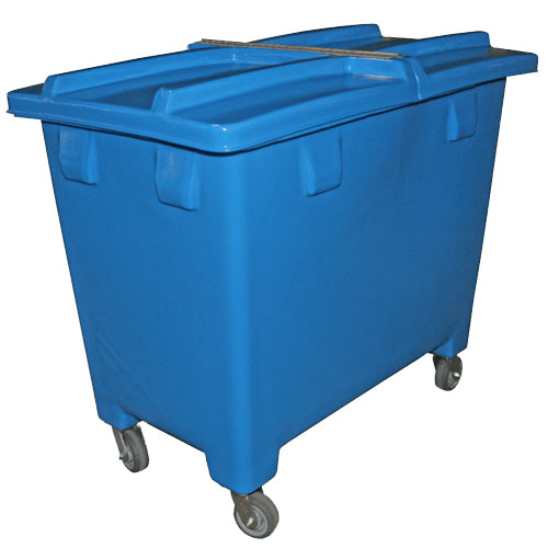 BT-40L - BT Series Lid for Forty Cubic Foot Bulk Tub - 54.5 x 42.5 x 4