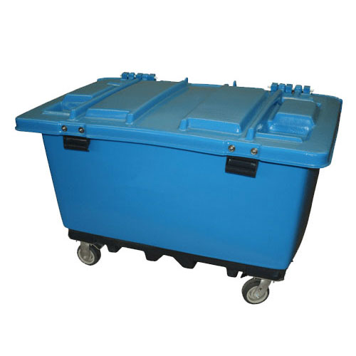 CC-151 - CC Series 150 Gallon Heavy-Duty Caster Cart - 46 x 25 x 25