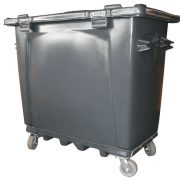 CC-201 - CC Series 200 Gallon Heavy-Duty Caster Cart - 45 x 25 x 38
