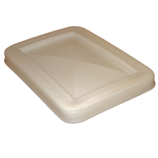 FT-16L - FT Series Lid for Sixteen-Bushel Floor Truck - Medium Duty - 42 x 30.25 x 2.5