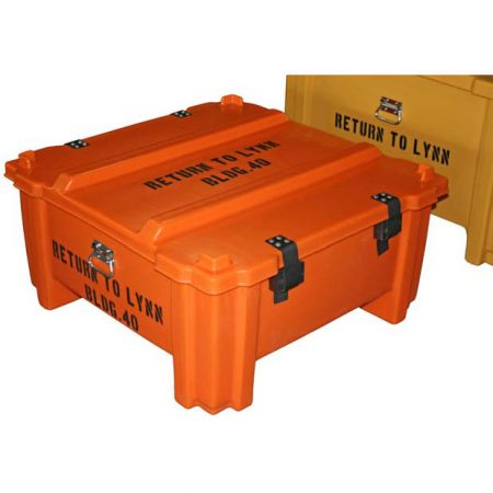 HL-622 - HL Series High-Load Stacking Container - 35.5 x 35.5 x 13
