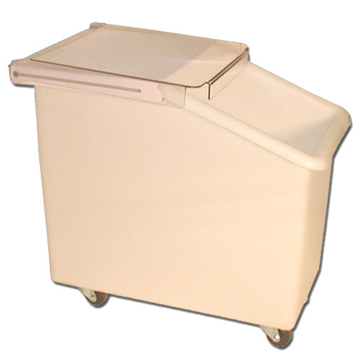 IBS-29 - IB Series Twenty-Nine Gallon Sloped Top Ingredient Bin - 29 x 16 x 23