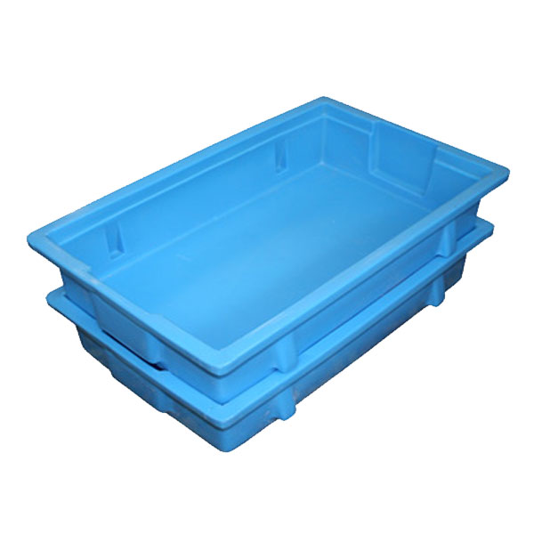 SN-004 - SN Series 4.6 Gallon Heavy Duty Stacking Tote - 21.25 x 12 x 5