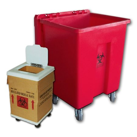 hospital & healthcare material handling products